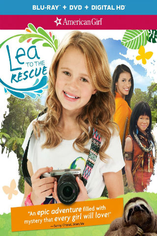 American Girl: Lea to the Rescue [2016] [DVDR] [NTSC] [Latino]