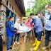 Bupati Pessel Kunjungi Warga Terdampak Bencana Tanah Longsor