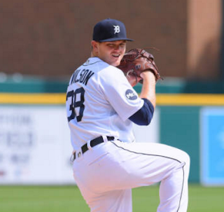 Wait, the Tigers bullpen is doing what?