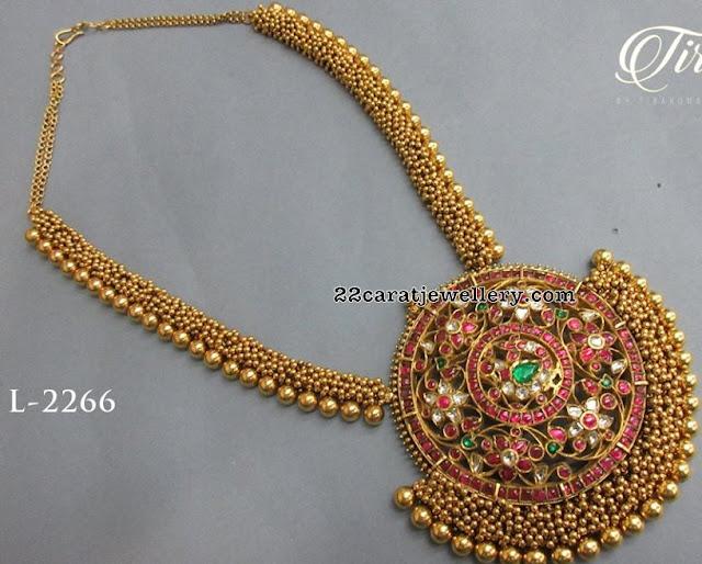 Gold Swirls Set by Tibarumal