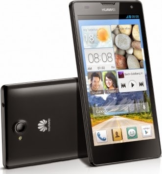 Hard Reset Huawei Ascend G740