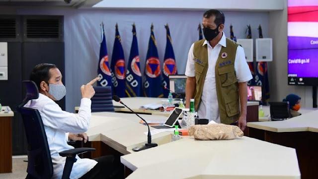 Ada Ruang ICU Penuh di RS Rujukan Corona Jakarta, Jokowi Perintahkan Ini
