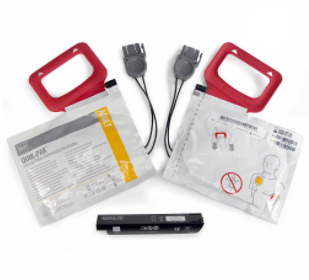 First Articulate Physio-Control Lifepak CR-Plus