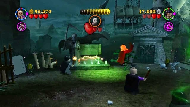Game fix / crack: lego harry potter: years 1-4 v1. 0 all no-dvd.
