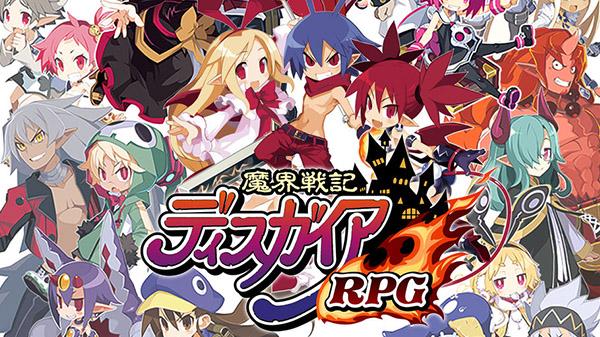 Retorno de Disgaea RPG marcado para o próximo outono no Japão