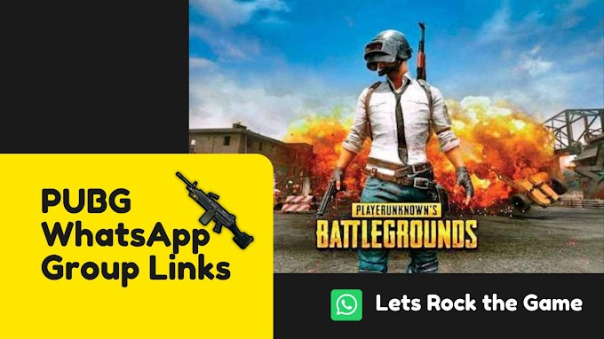 99+ PubG WhatsApp Group Links Join List 2020