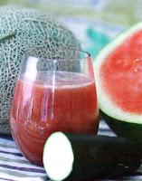Jus semangka untuk asam urat