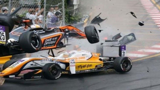 Τρομακτικό ατύχημα στη  Formula 3 (βίντεο)