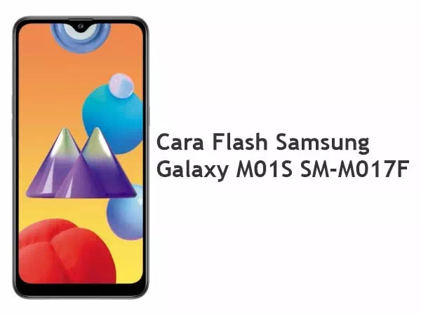 Flash Samsung Galaxy M01S