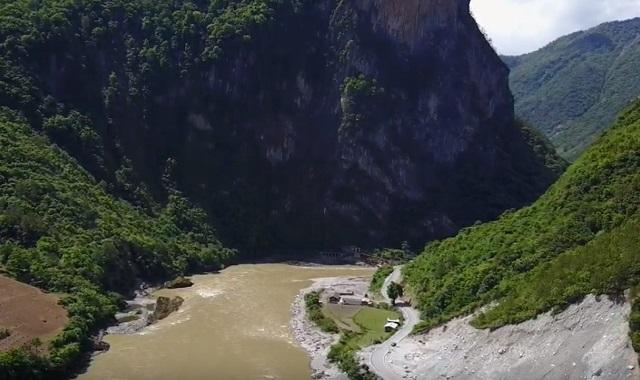 sungai terpanjang di myanmar burma