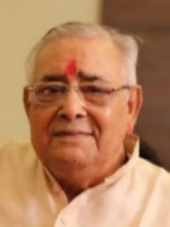 समाजसेवी धर्मदेव पांडे का कोरोना से निधन  | #NayaSaberaNetwork