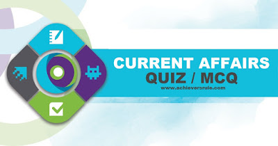Daily Current Affairs Quiz - 24th January 2018