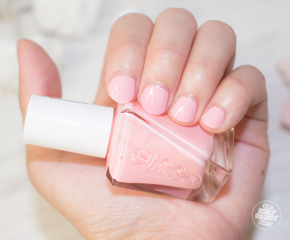Essie Gel Couture First Look Collection Couture Curator, Top Coat ...