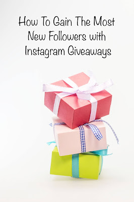 How to gain the most new followers with Instagram giveaways