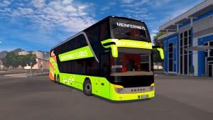 Setra TopClass 431DT bus