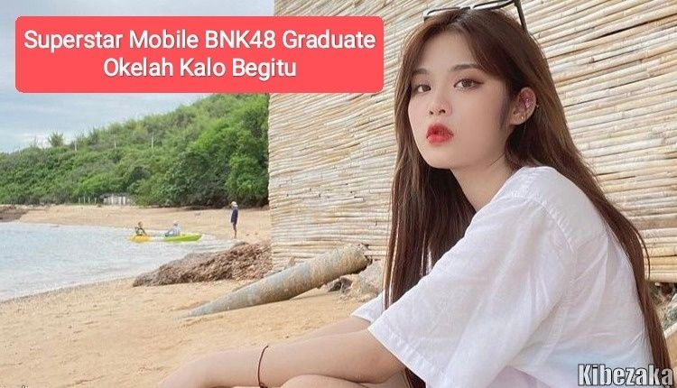 skandal mobile bnk48 graduate