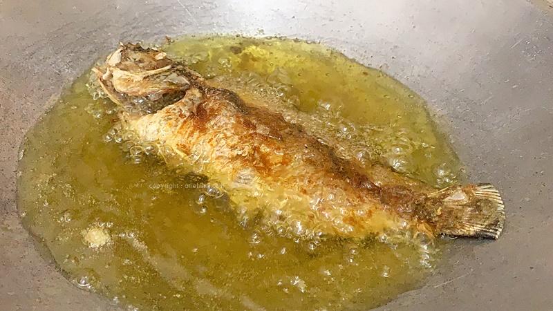 Cara Mudah Goreng Ikan