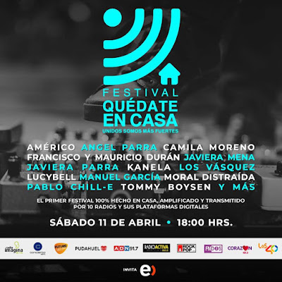 Festival #QuédateEnCasa