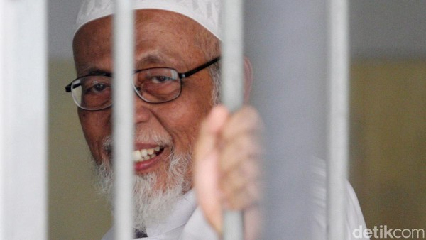 Keluarga: Abu Bakar Ba'asyir Sudah 4 Hari Dirawat di Rumah Sakit