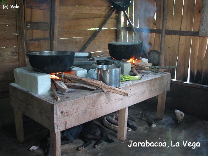Ning n lugar est lejos en rd ideas para construir fogones - Como hacer una cocina de lena ...