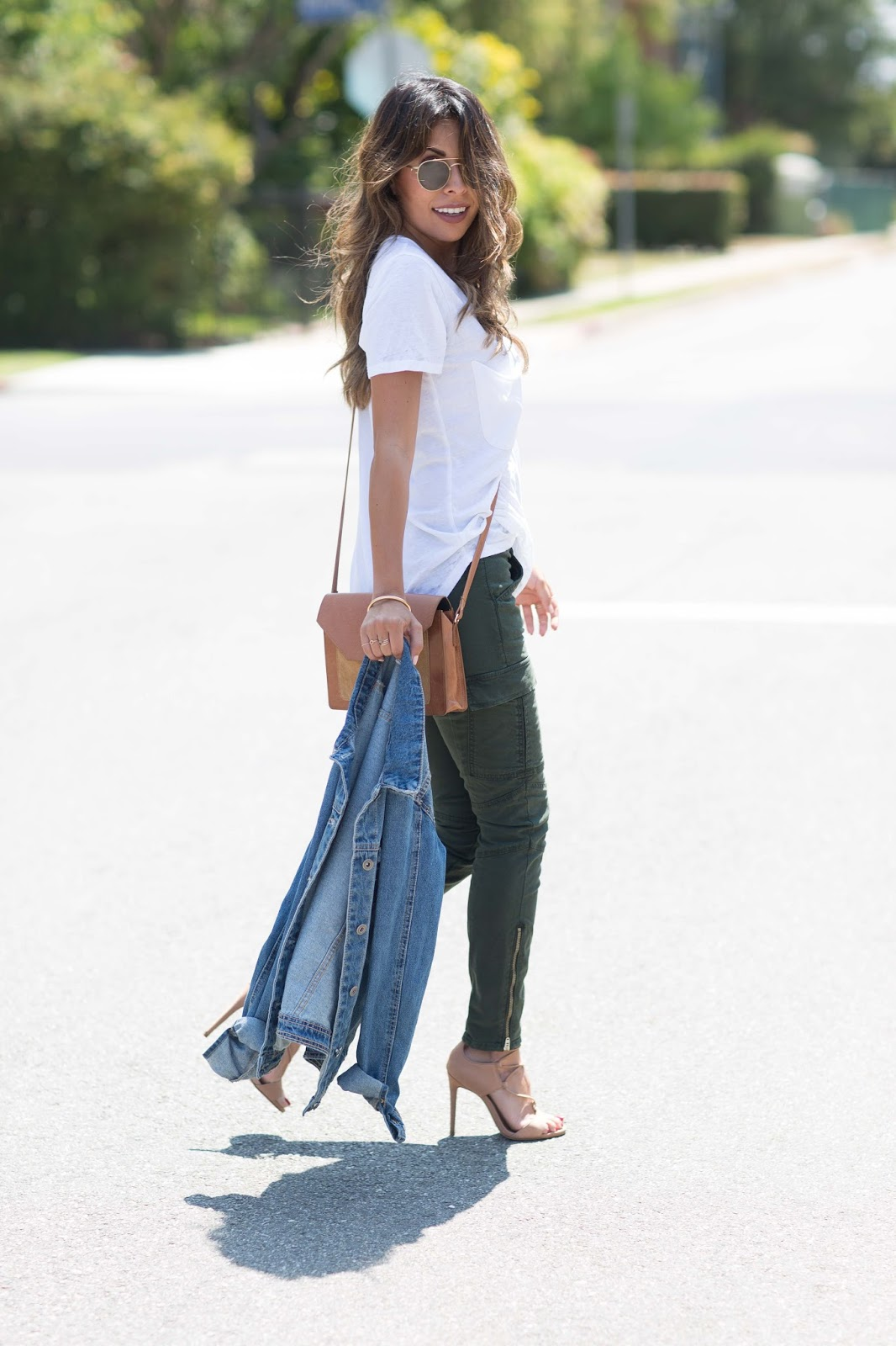 how to wear cargo pants, J. Brand Houlihan, pursuit of shoes style