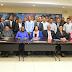 Alcalde René Polanco y rectora UASD Emma Polanco firman convenio para impartir carreras de idiomas a jóvenes SDN