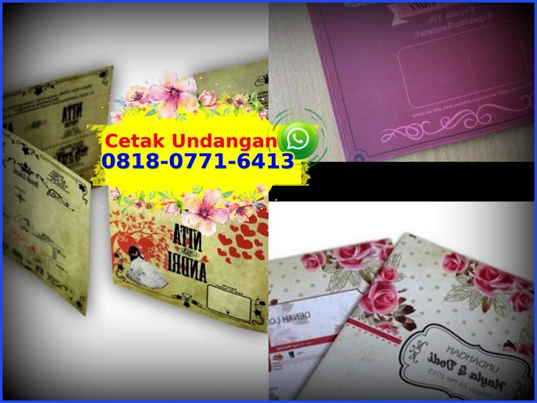 contoh desain undangan pernikahan tema jawa - 08I8~077I ...
