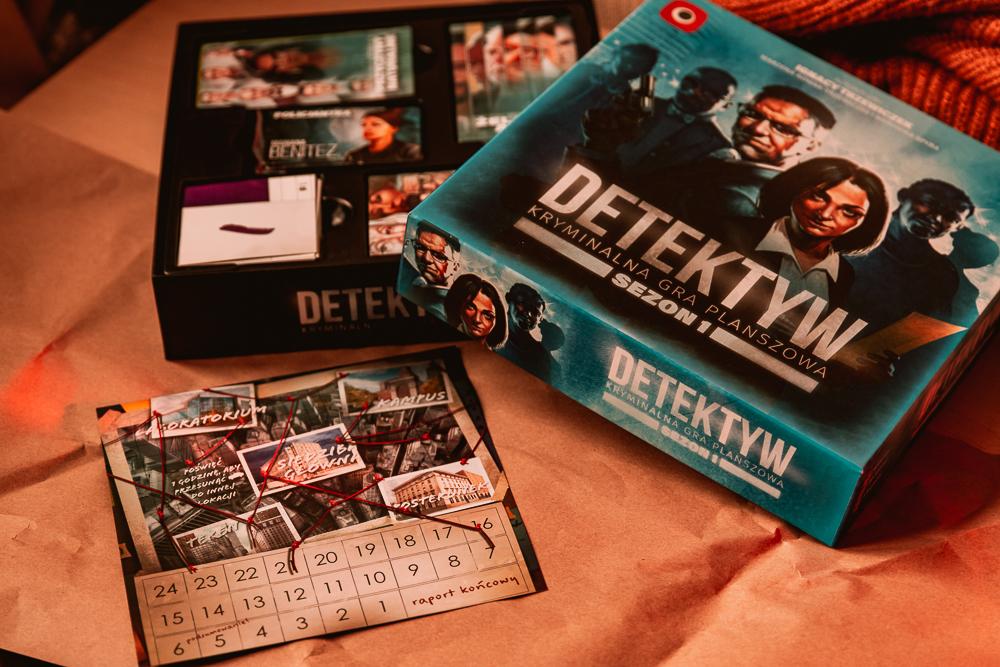 gra Detektyw Detektyw: Pierwszy sezon portalgames