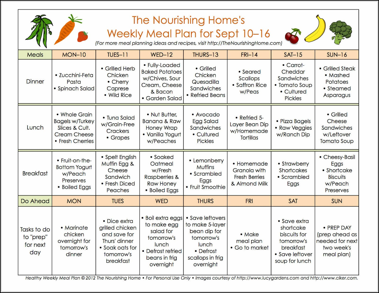 Lose Up to 15 Kilos With a Special 4 Day Meal Plan