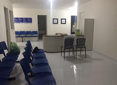 Prefeita entrega reforma e ampliação de Posto de Saúde em Monteiro