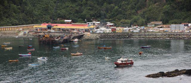 Se podrán ver fuegos artificiales desde el mar en Bahía Mansa