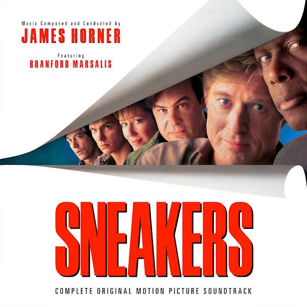 sneakers soundtrack cover james horner