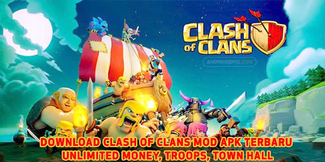 Download coc mod apk terbaru 2019, 2018 Unlimited Gems Unlimited Gold Unlimited Elixir, FHX Clash of Clans adalah sebuah Private Server Clash of Clans Indonesia yang memiliki berbagai macam fitur unggulan yang tidak ada pada Clash of Clans Resmi.