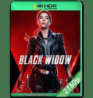 BLACK WIDOW (2021) WEB-DL 2160P HDR MKV ESPAÑOL LATINO