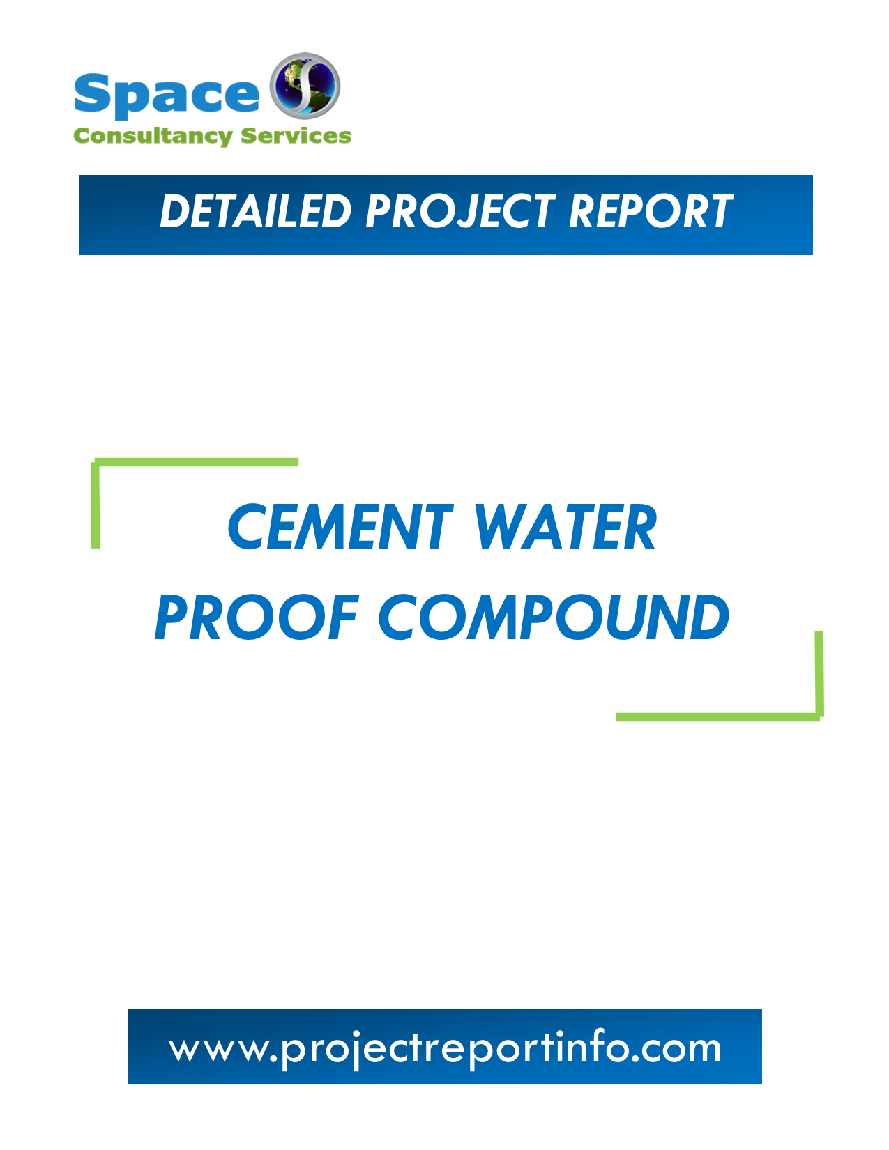 Project Report on Cement Water Proof Compound Manufacturing
