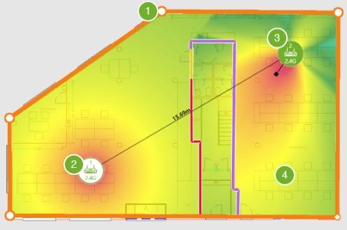 Software Heatmap Wifi
