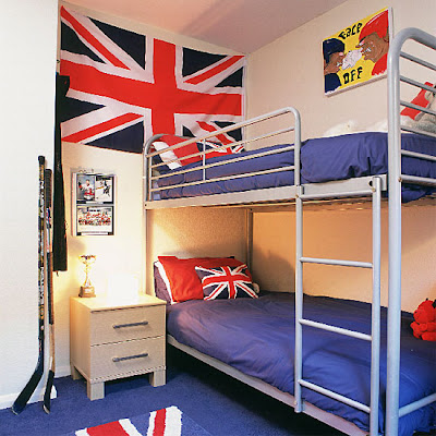 US Boy's Bedroom Decor Ideas