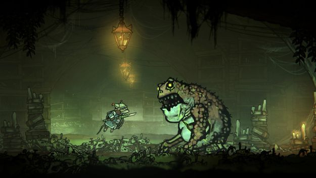 Tails of Iron is a 2D soulslike adventure in the rat kingdom