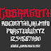Cobra Tatto font