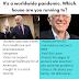 Open the door, Bernie! (Picture)