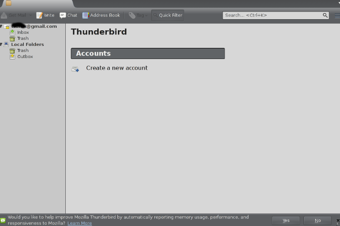 How to Install & Configure Mozilla Thunderbird (Email Client) on Archlinux