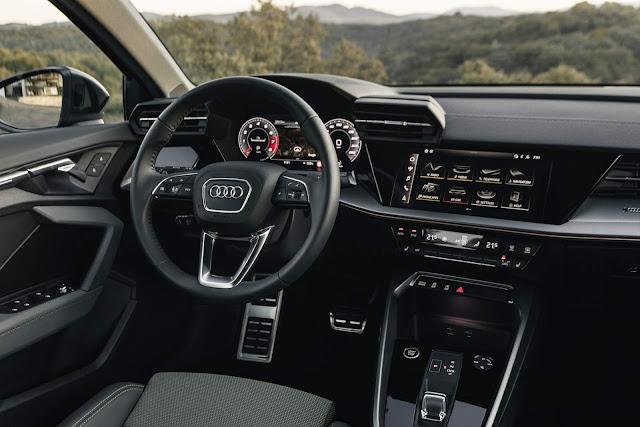 Novo Audi A3 2021 terá lançamento totalmente digital