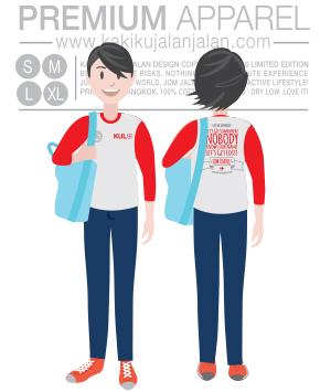 kakikujalanjalan premium apparel