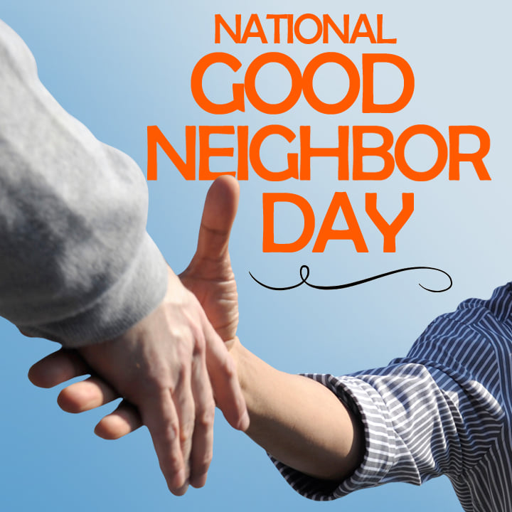National Neighbor Day Wishes for Whatsapp