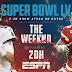 Com exclusividade, ESPN realiza transmissão do Super Bowl no domingo