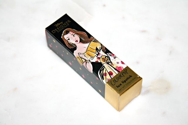 Disney Designer x Colourpop Belle Lipstick