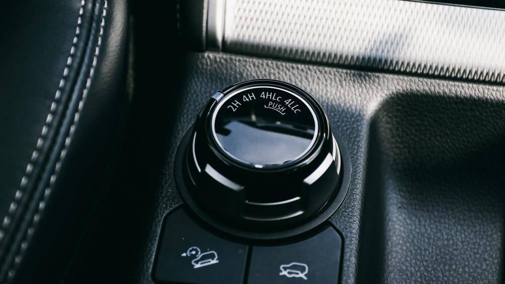 Có nên sử dụng chế độ lái 4WD trên mọi loại đường?