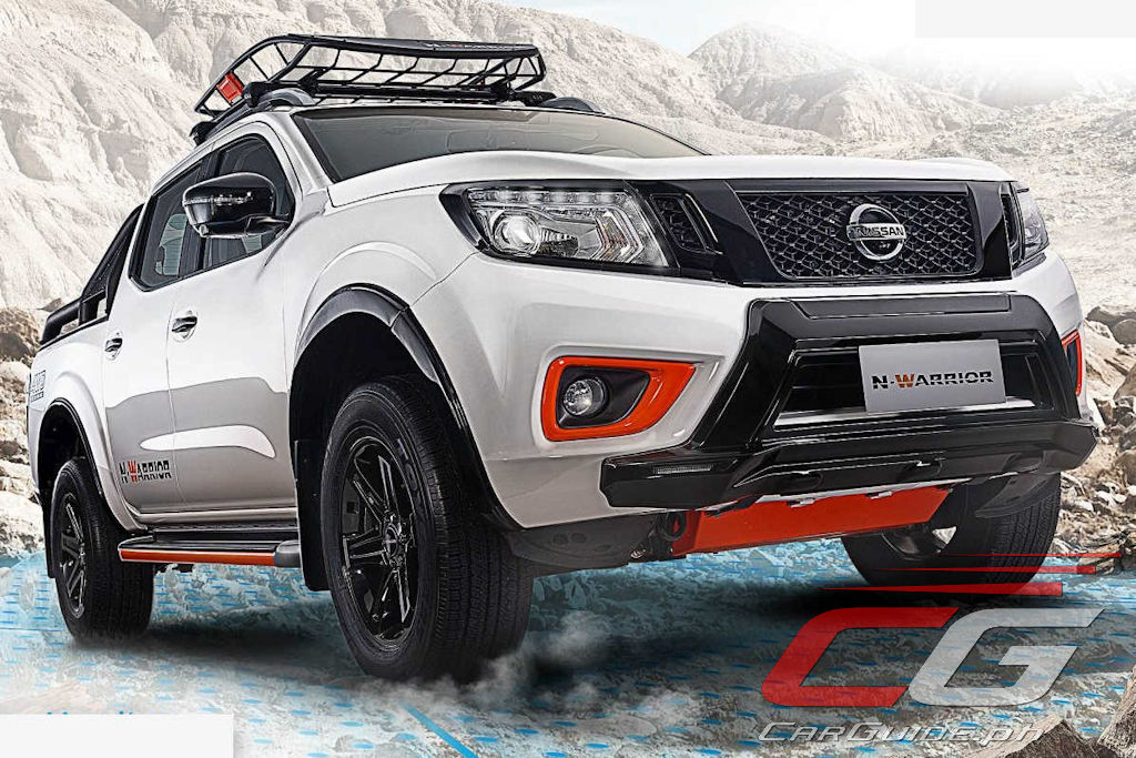 The 2019 Nissan Navara N Warrior Is Dressed To Thrill W