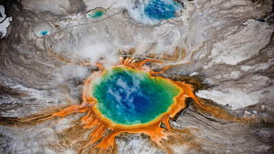 Travel : Yellowstone National Park