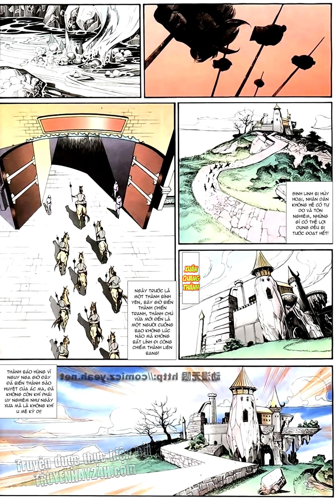Cơ Phát Khai Chu Bản chapter 138 trang 26